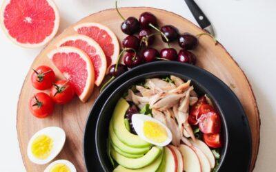 Receta Bagno: Ensalada de frutas