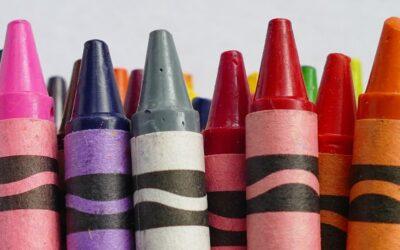 Bagno también aporta creatividad: Frutas para colorear