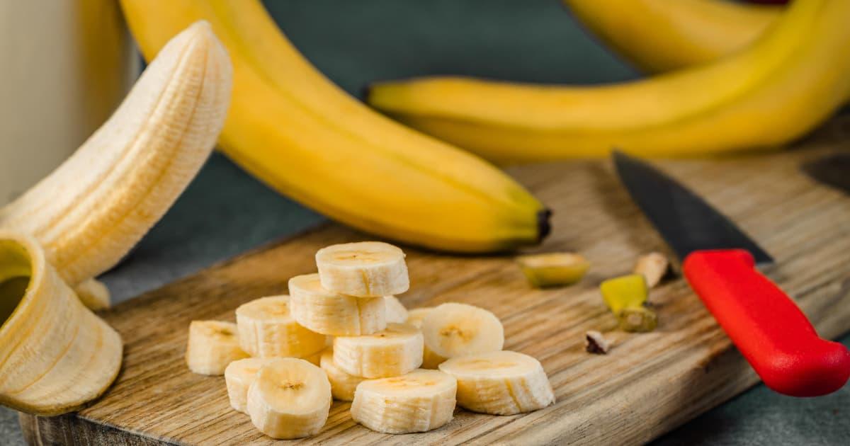 plátano es un carbohidrato